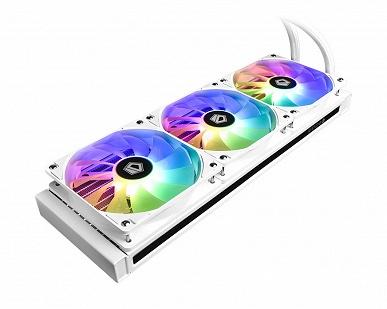 Система жидкостного охлаждения ID-Cooling Zoomflow 360X Snow подходит для процессоров с TDP до 350 Вт