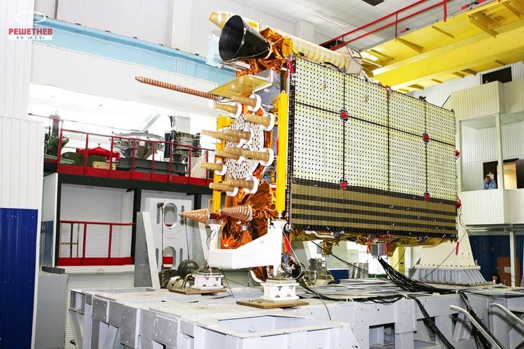 Третий спутник «Глонасс-К» выйдет на орбиту в конце весны