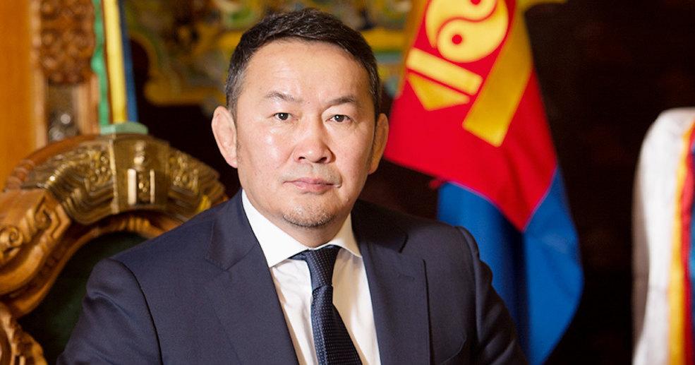 В Монголии помещен в карантин съездивший в КНР президент