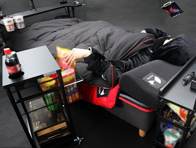 Bauhutte представляет игровую кровать