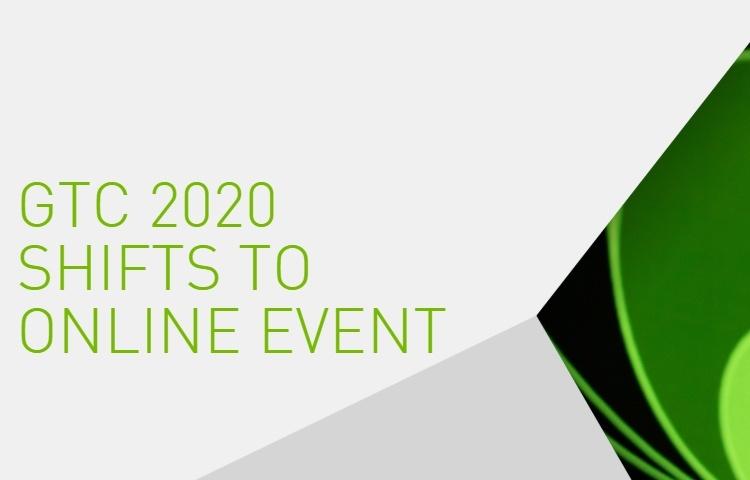 NVIDIA превратила GTC 2020 в онлайн-конференцию из-за опасности коронавируса