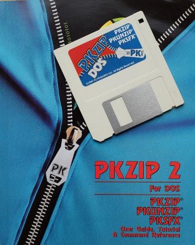 Zip-файлы: история, объяснение и реализация - 3