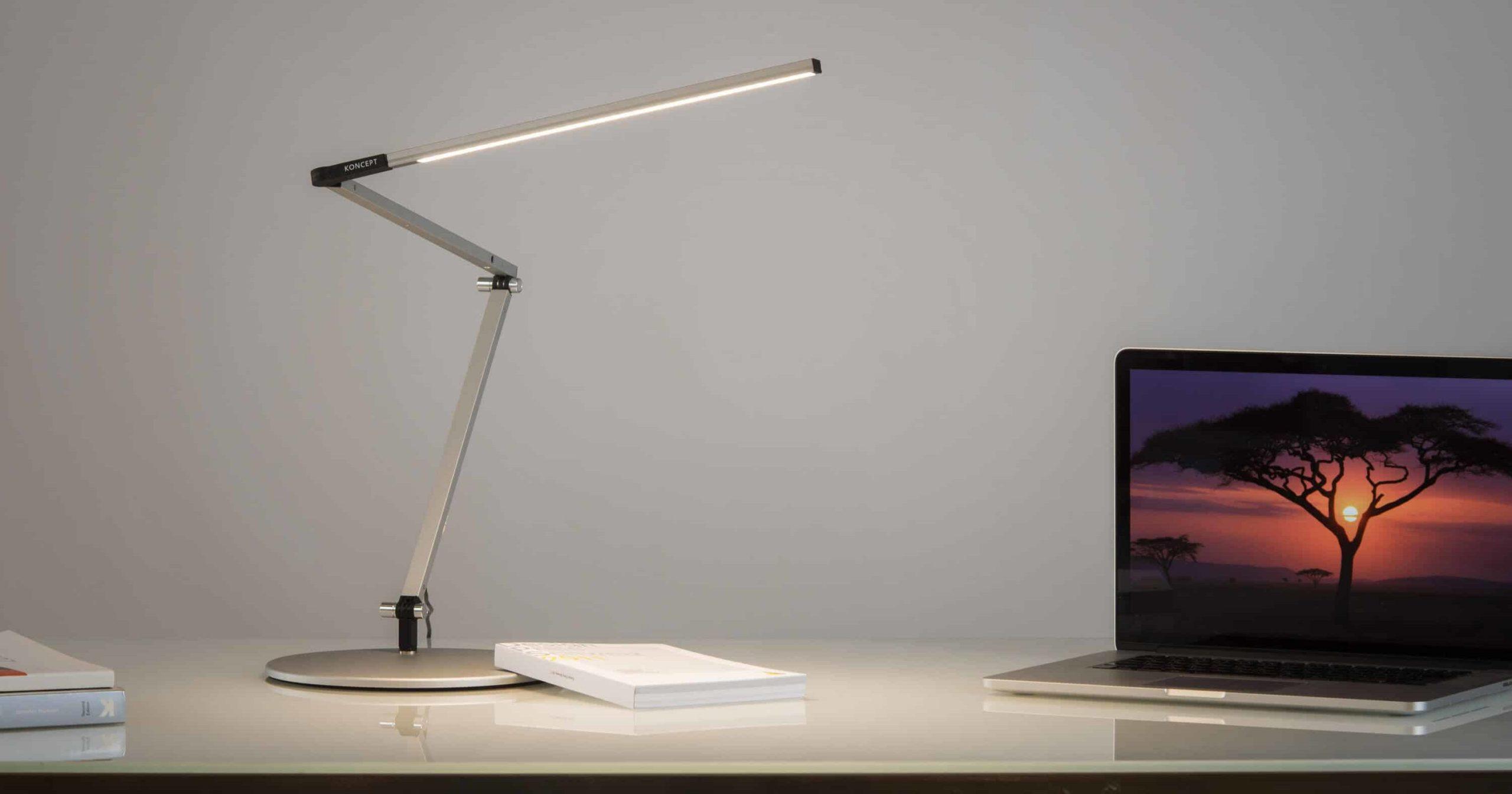 Свет под рукой: лучшие настольные лампы