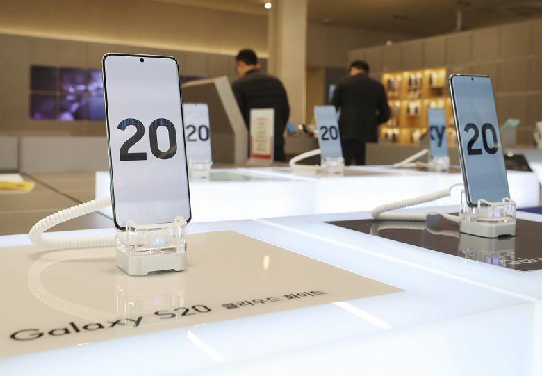 Украина — один из лучших рынков для Samsung. Там компания заняла почти половину рынка