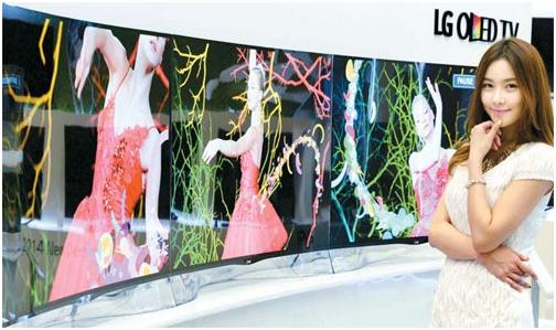 За квартал впервые было продано более миллиона телевизоров OLED