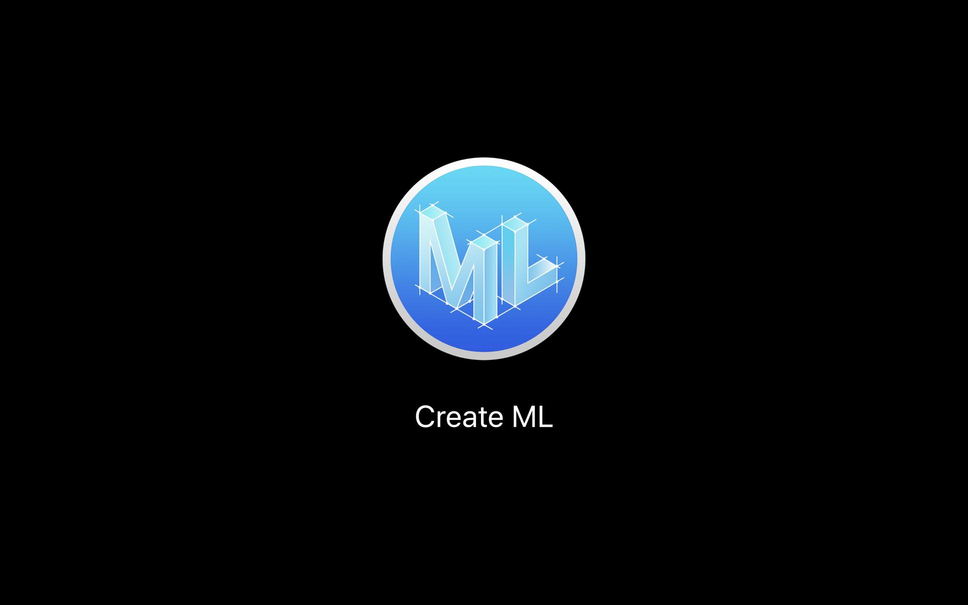 Create ML в iOS - 1