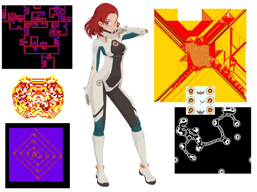Julia и клеточные автоматы - 1