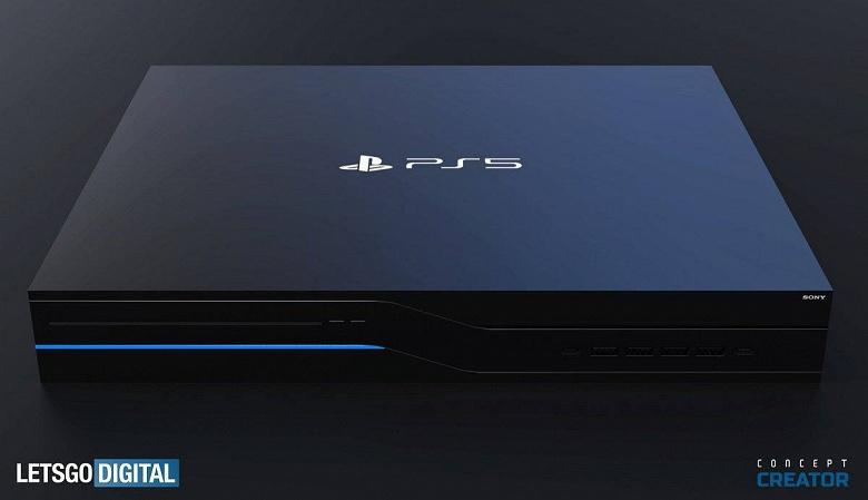 PlayStation 5 теперь выглядит по-новому