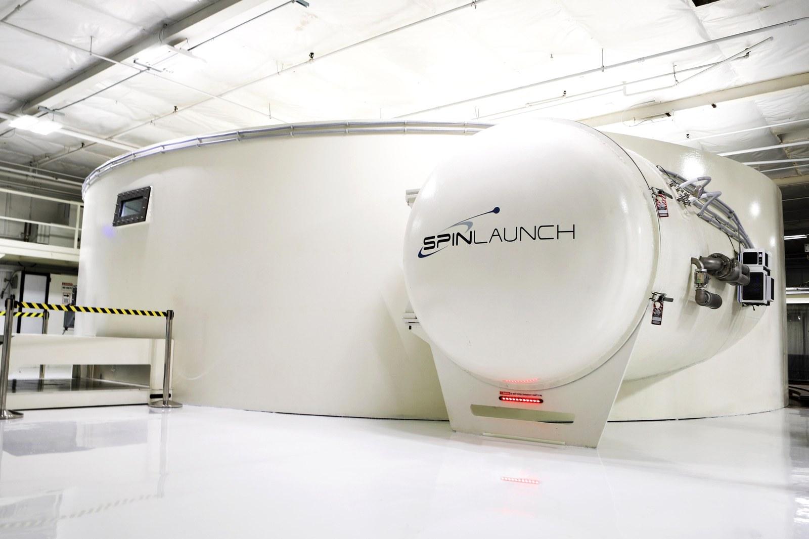 Подробно о SpinLaunch — самом ревностно хранимом секрете в космической индустрии - 3