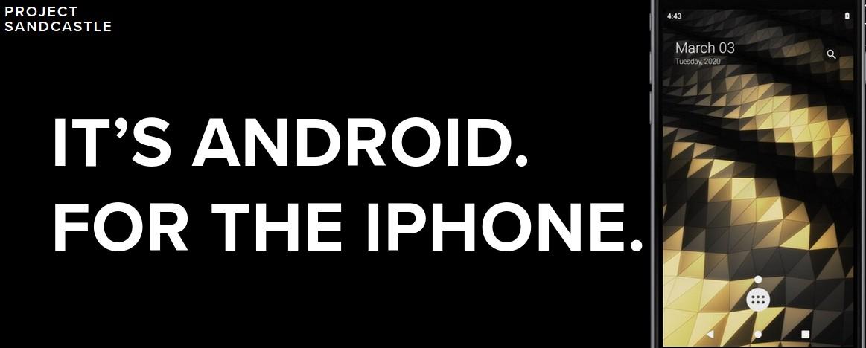 Команда разработчиков Corellium выпустила бета-версию Android для iPhone - 1