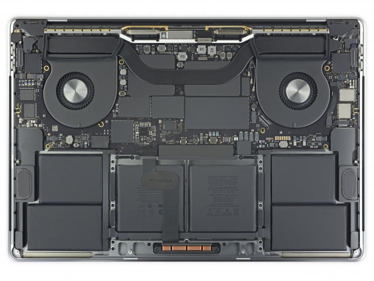 Новая статья: Обзор Apple MacBook Pro 16 дюймов: возвращение домой - 13