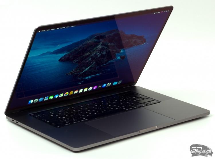 Новая статья: Обзор Apple MacBook Pro 16 дюймов: возвращение домой