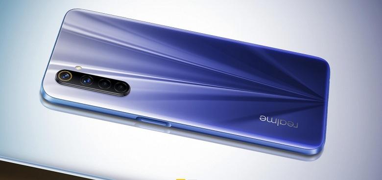 Представлены Realme 6 и 6 Pro — самые дешёвые смартфоны с 90-герцевыми экранами