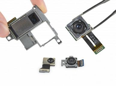 Смотрим на «внутренности» Samsung Galaxy S20 Ultra и на разборку огромных датчиков изображения. iFixit добрались до новинки