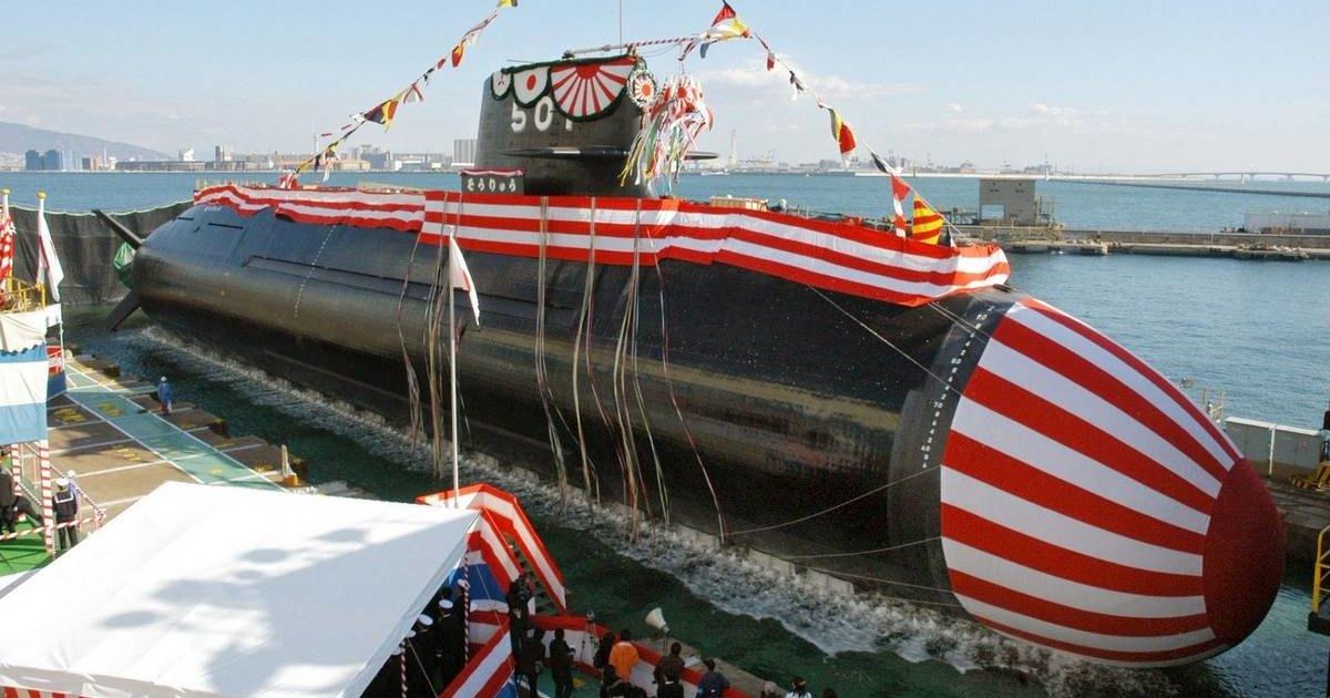 Японцы получили 11-ю субмарину класса «Сорю»
