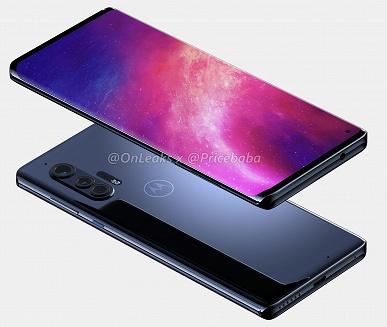 Motorola EDGE+ на платформе Snapdragon 865 выглядит лучше Galaxy S20, Xiaomi Mi 10 и многих других флагманов