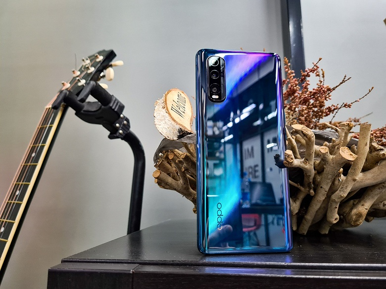 Snapdragon 865, 3K, 120 Гц, 65 Вт, 60-кратный зум. Представлен флагманский смартфон Oppo Find X2