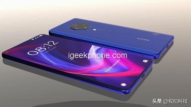 Xiaomi Mi 10S получит Snapdragon 865 Plus и новую камеру