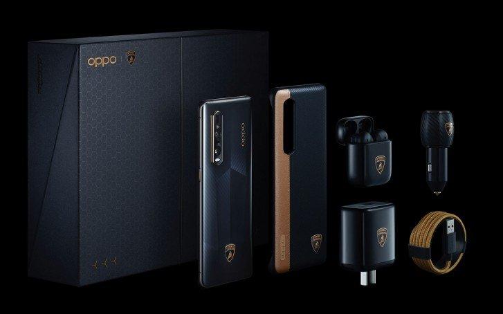 Китайский флагман за 1900 долларов. Oppo Find X2 Pro Lamborghini Edition порадует комплектом