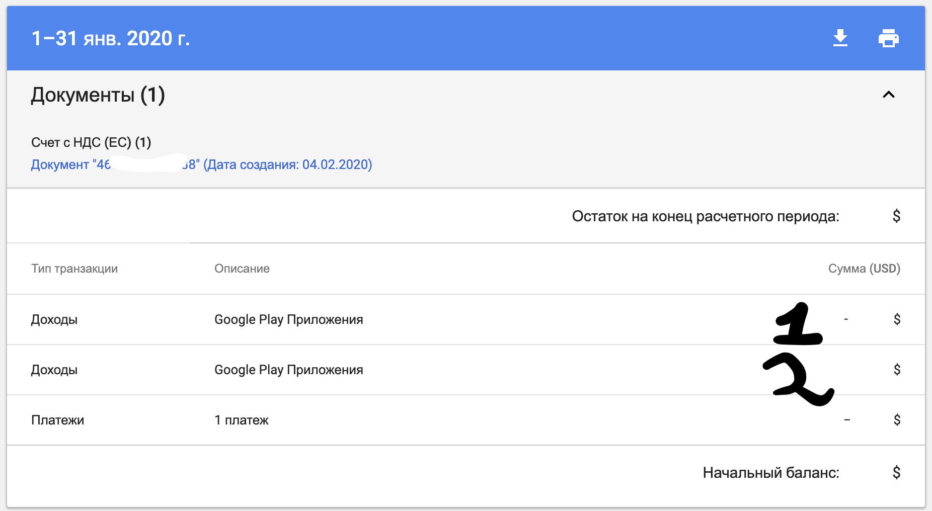 Налоги на доход от Google в Республике Беларусь - 12