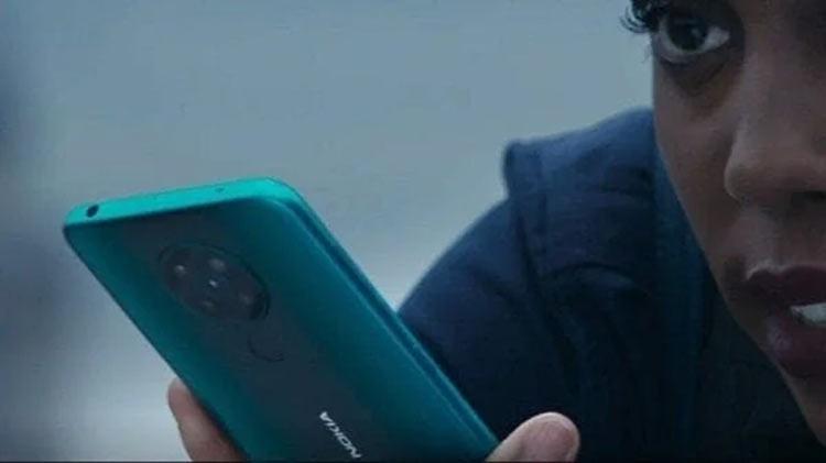 Новый телефон Nokia 5G появится в руках Джеймса Бонда в трейлере «Не время умирать»