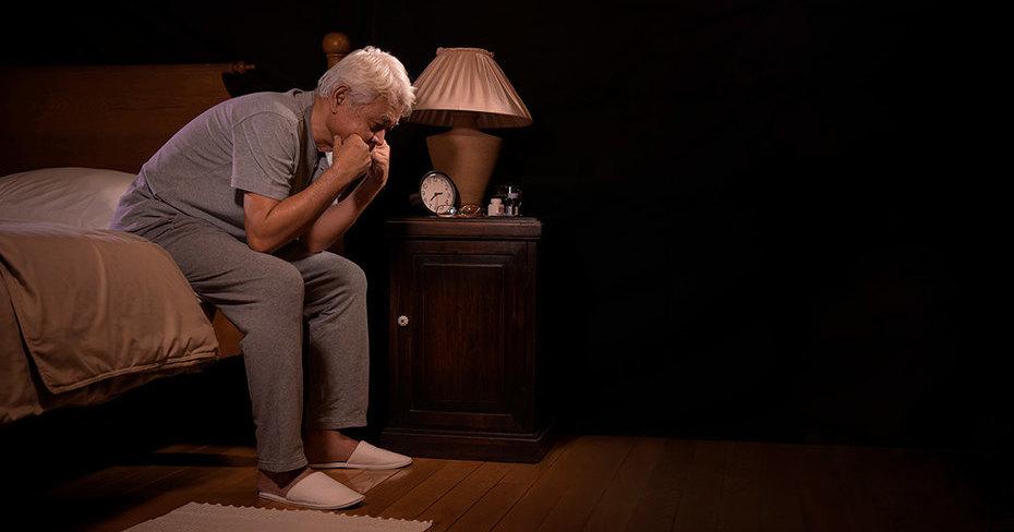 Почему люди преклонного возраста страдают от депрессии: 5 фактов