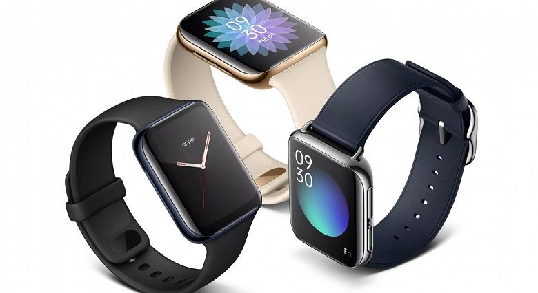 Представлены Oppo Watch — лучшие умные часы для смартфонов с Android?