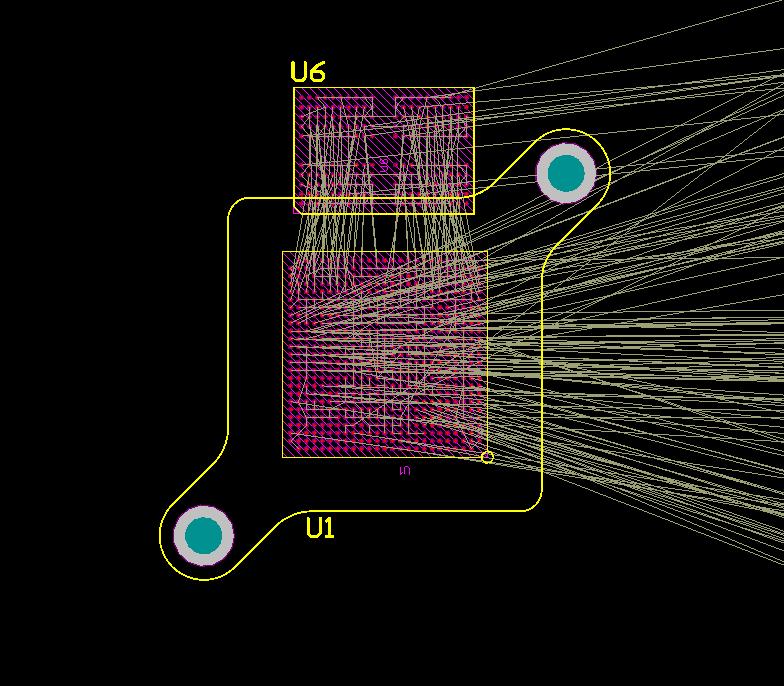 Разработка модуля на iMX8 от NXP. Особенности переноса трассировки DDR - 11