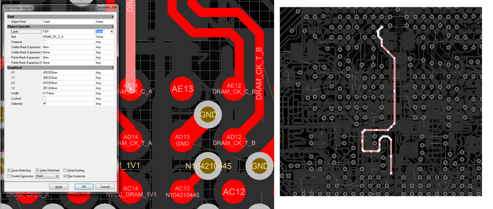 Разработка модуля на iMX8 от NXP. Особенности переноса трассировки DDR - 12