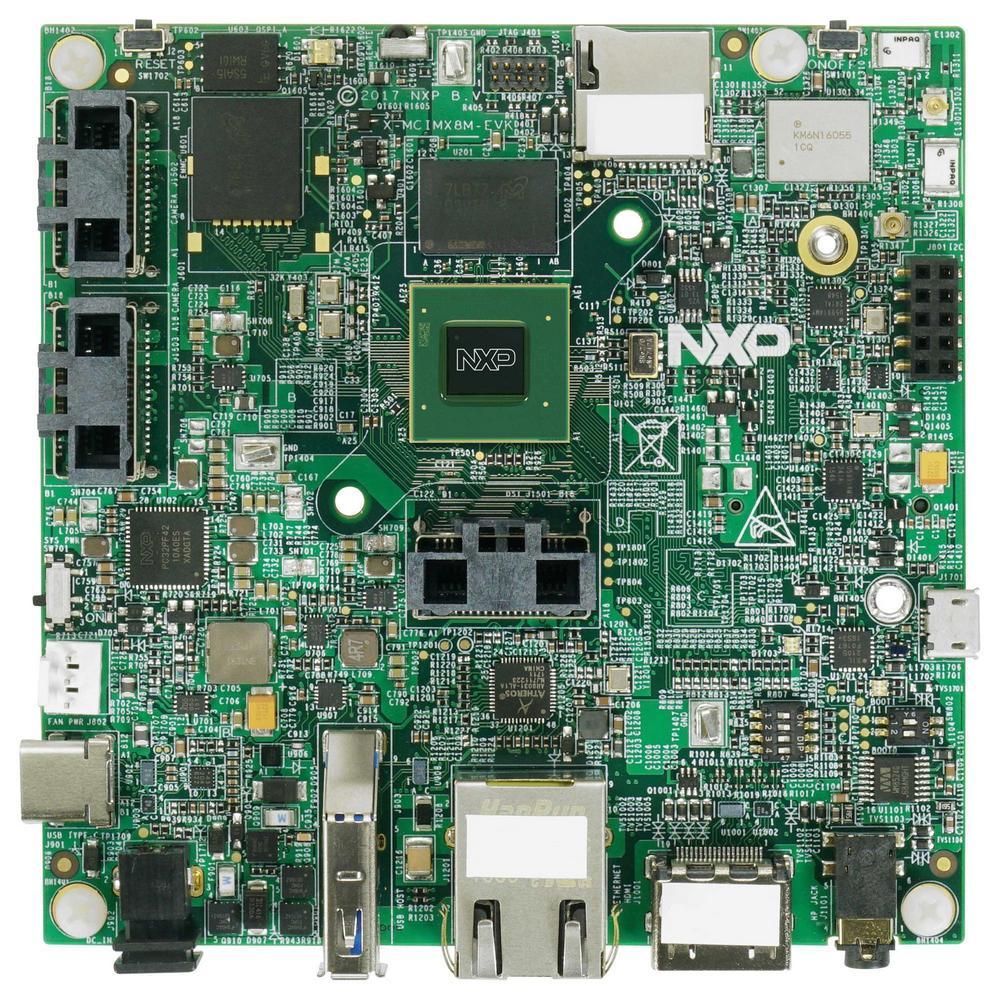 Разработка модуля на iMX8 от NXP. Особенности переноса трассировки DDR - 4