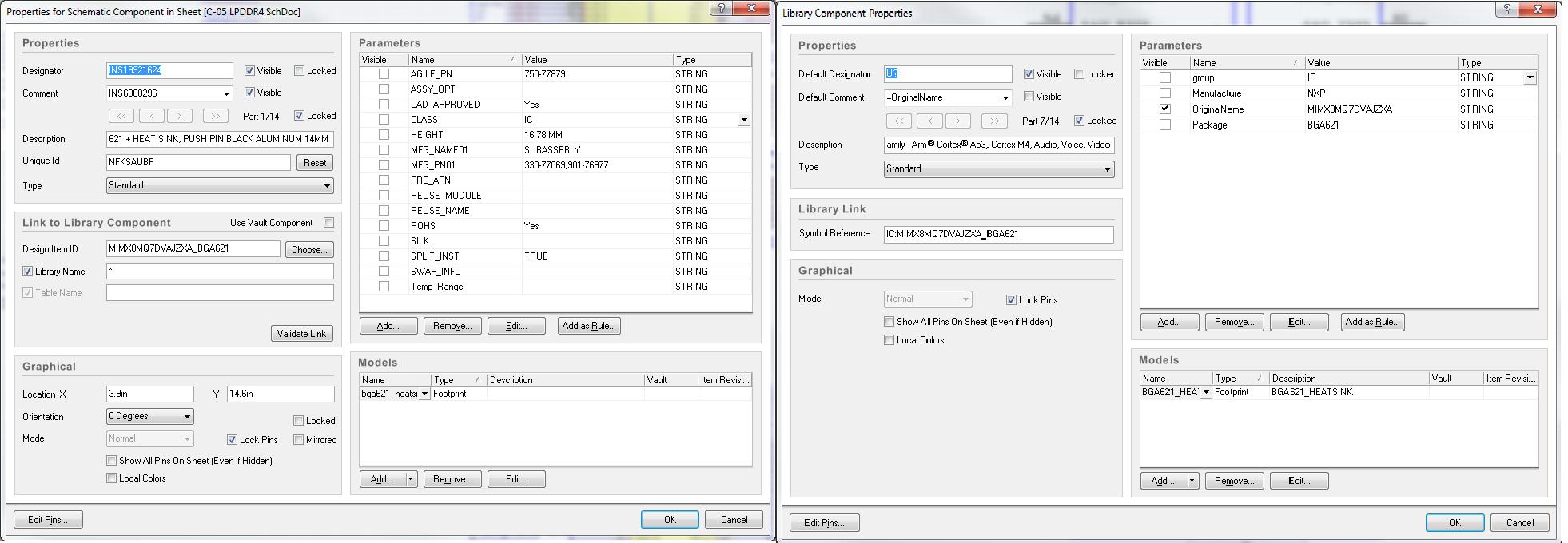 Разработка модуля на iMX8 от NXP. Особенности переноса трассировки DDR - 6