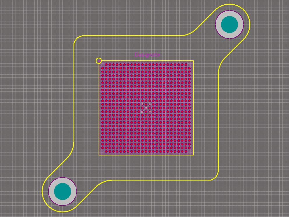 Разработка модуля на iMX8 от NXP. Особенности переноса трассировки DDR - 7