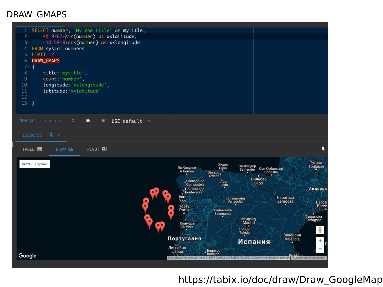ClickHouse – визуально быстрый и наглядный анализ данных в Tabix. Игорь Стрыхарь - 34