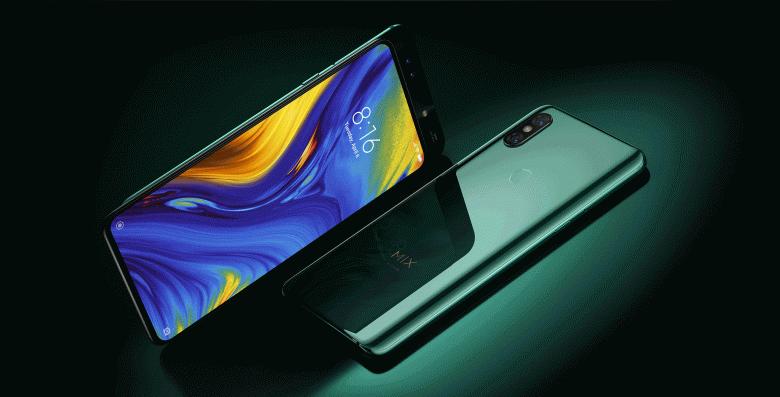 Премиальный слайдер Xiaomi получил Android 10