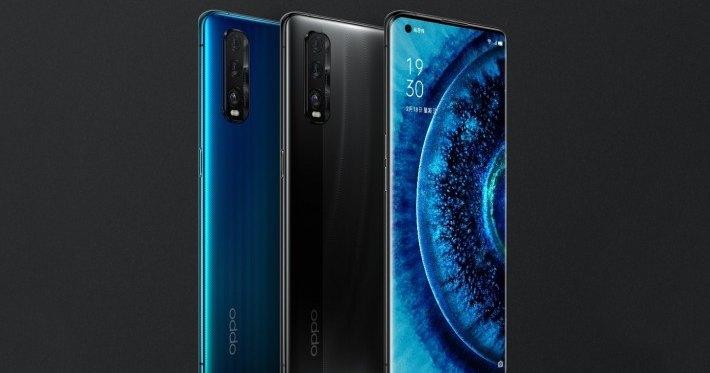 Oppo представила новые флагманские смартфоны