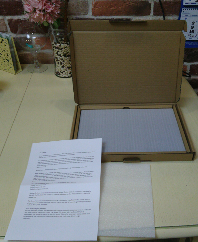 Pinebook Pro: личные впечатления от использования ноутбука - 5
