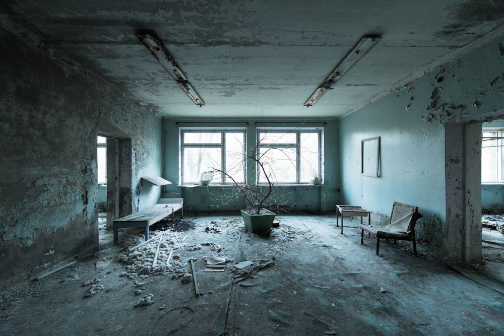 Фантастика или постапокалипсис. Заброшенные объекты холодной войны