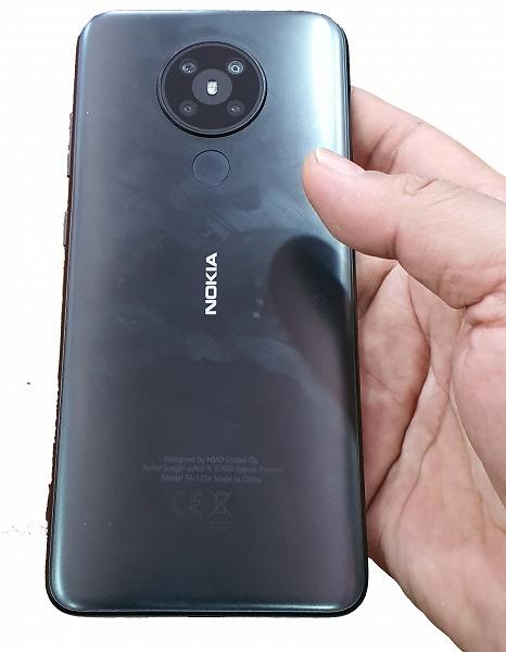 Необычно выглядящая камера и самые стандартные параметры. Nokia 5.3 готовится к выходу