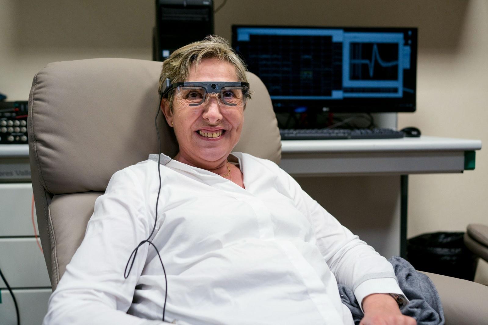 Новый имплантат для слепых подключается напрямую к мозгу - 2
