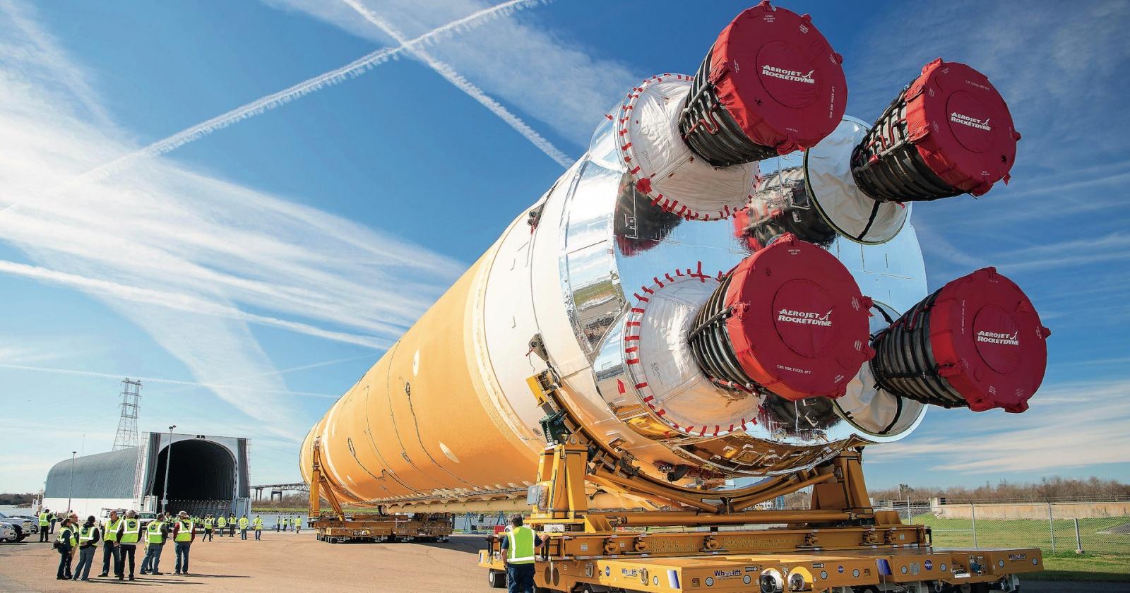 Первая пошла: когда взлетит очень дорогая и мощная ракета