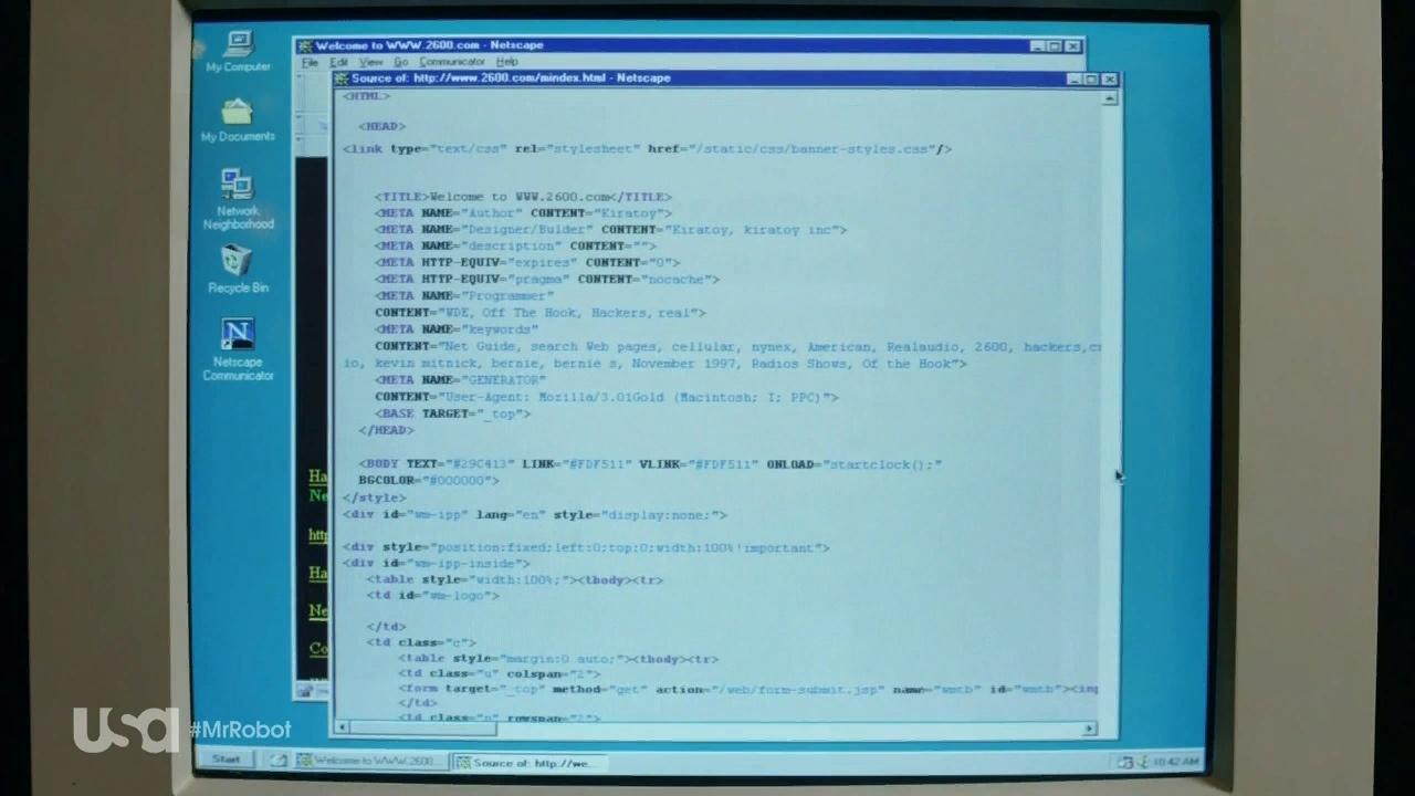Почему Мистер Робот — лучший сериал про IT-индустрию - 25