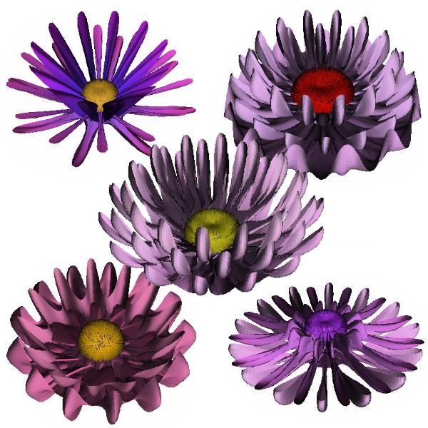 (Почти) Автогенерация цветов - 14