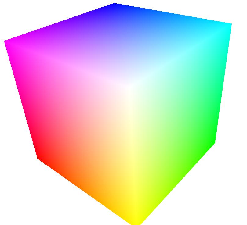 Трансформация цвета: поиски в прореженном столе - 2
