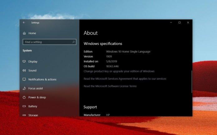 Microsoft советует пострадавшим удалить последнее обновление Windows 10