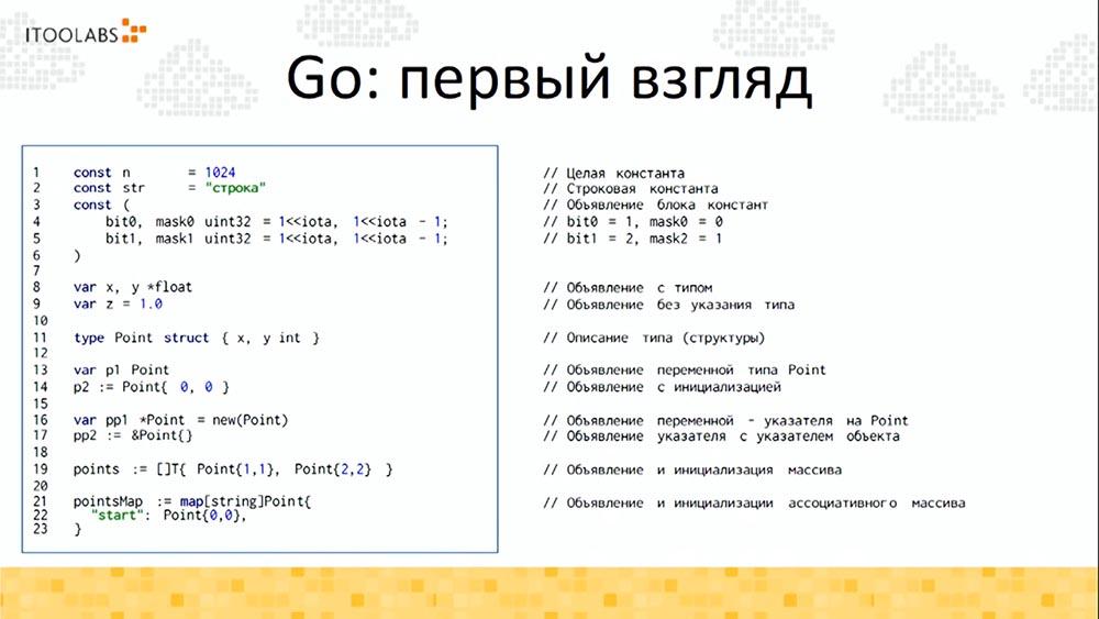 Алексей Найдёнов. ITooLabs. Кейс разработки на Go (Golang) телефонной платформы. Часть 1 - 9