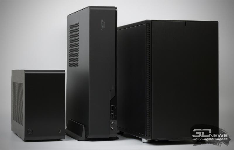 Новая статья: Компьютер месяца. Спецвыпуск: собираем мощный, но компактный игровой системный блок