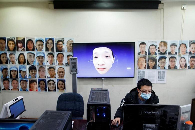 В Китае разработана технология распознавания лиц в масках