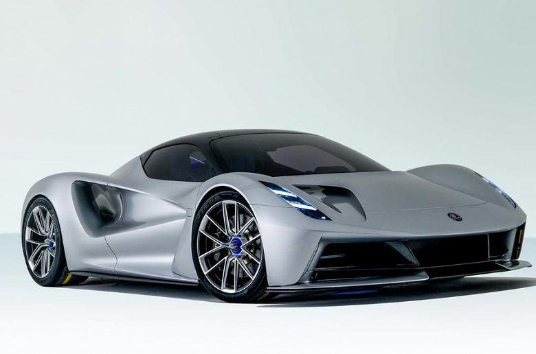 Все электромобили Lotus Evija, которые планируется изготовить в этом году, уже распроданы