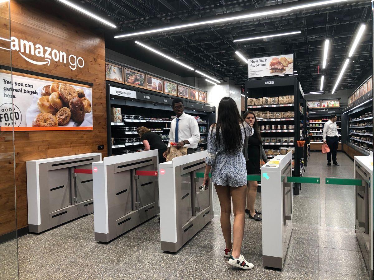 Amazon Go: магазин без касс — личный опыт - 1