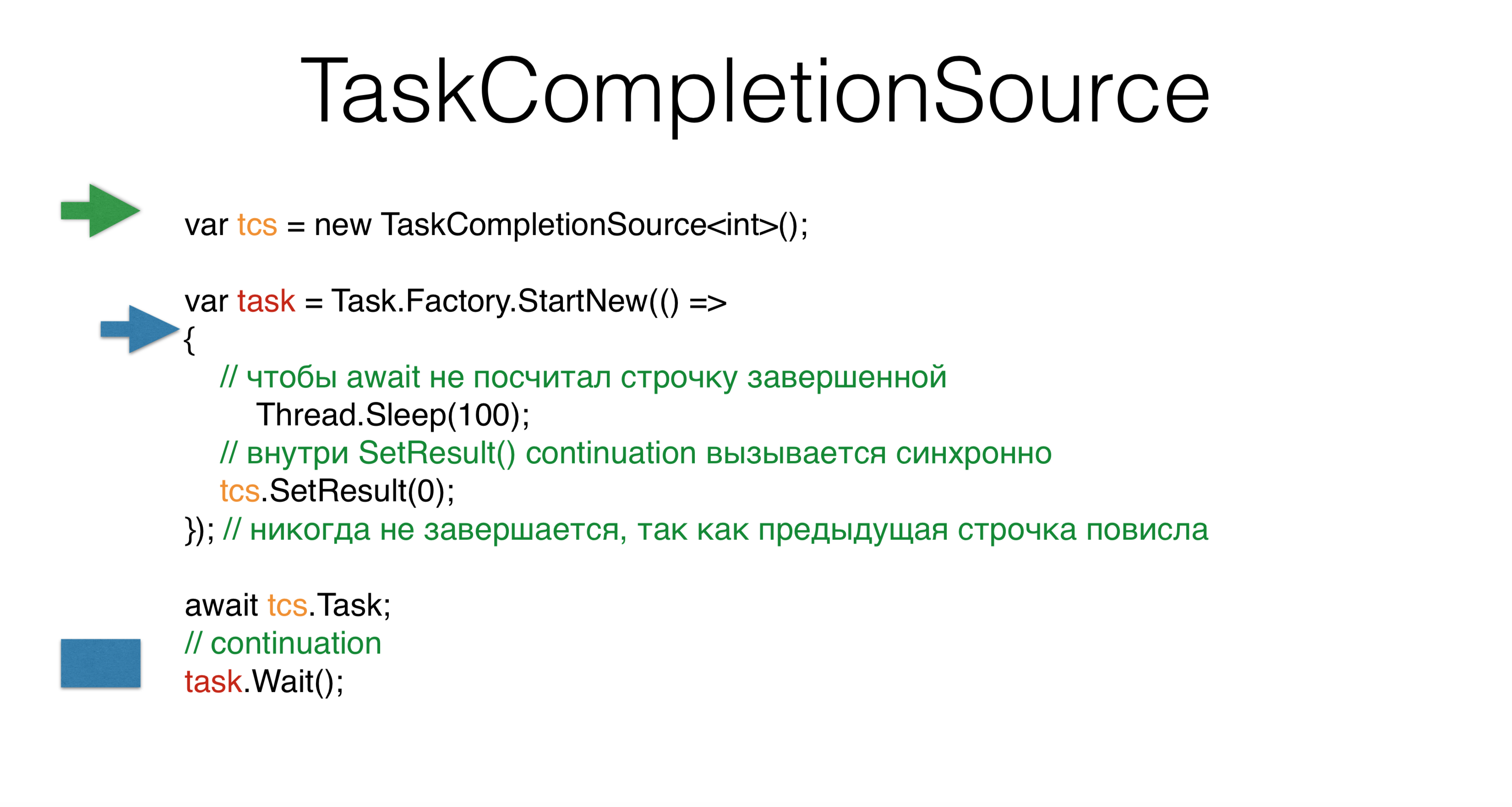 Async programming in .NET: Best practices - 12